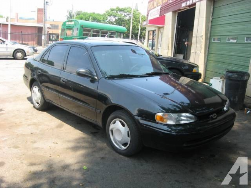 2000 Chevrolet Prizm for sale in Bridgeport, Connecticut