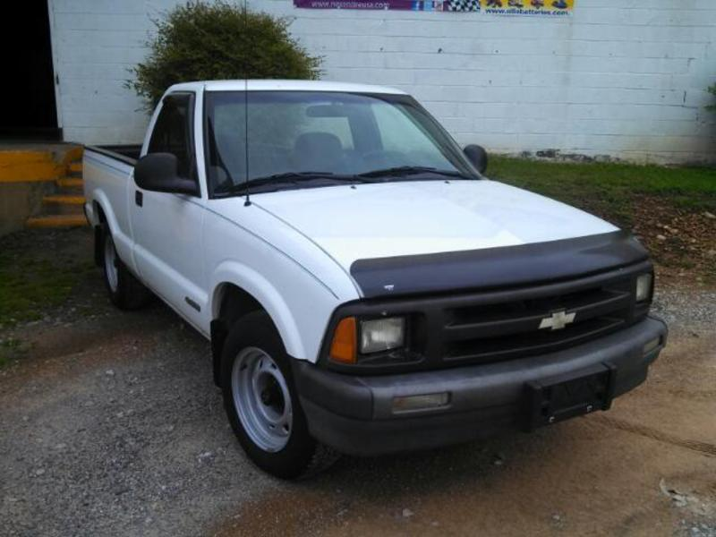 Used 1995 Chevrolet S10 Pickup Reg. Cab Short Bed 2wd