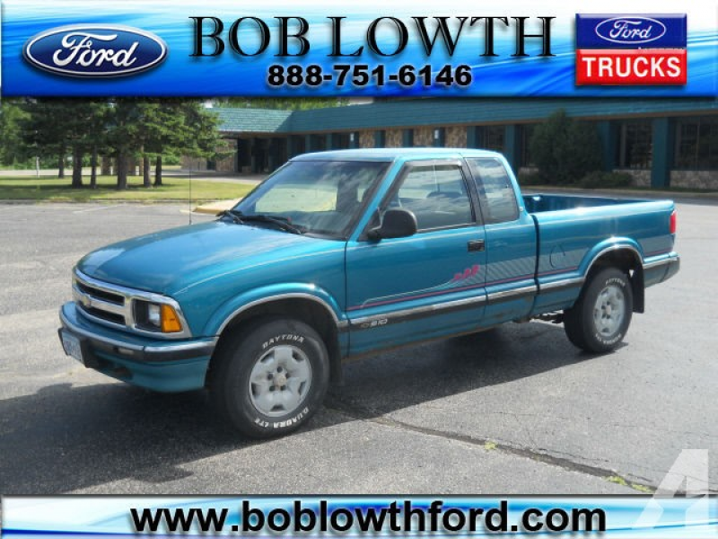 1994 Chevrolet S-10 LS for sale in Bemidji, Minnesota