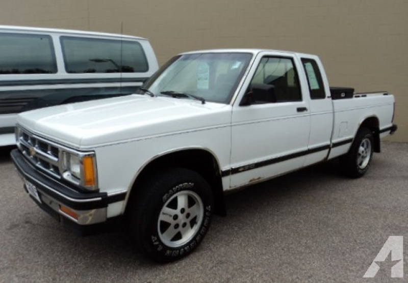 1993 Chevrolet S-10 for sale in Sioux Falls, South Dakota
