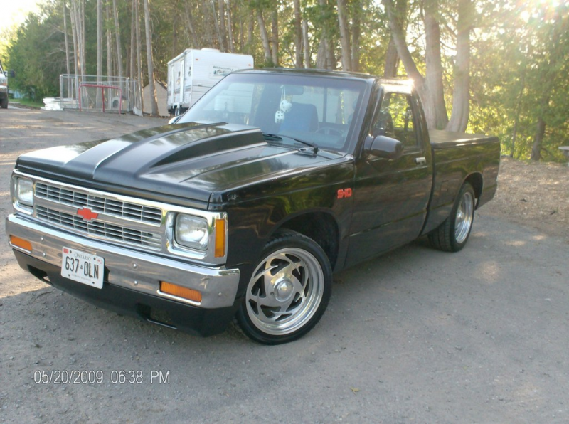 Justin19891997's 1989 Chevrolet S10 Regular Cab