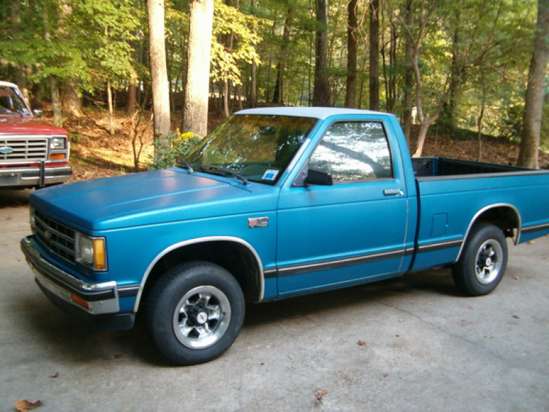 NCarolina910's 1989 Chevrolet S10 Regular Cab