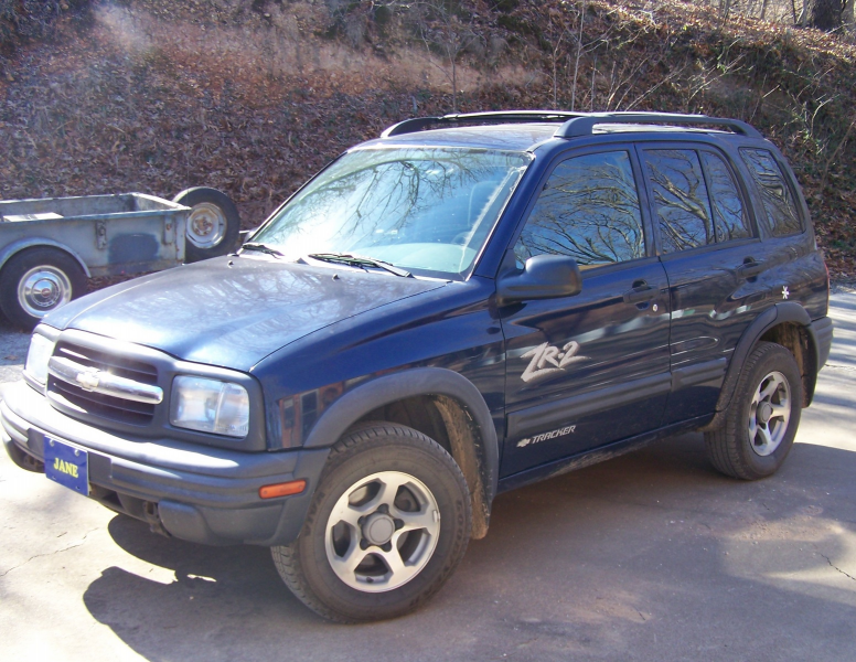 Picture of 2004 Chevrolet Tracker ZR2 4WD, exterior