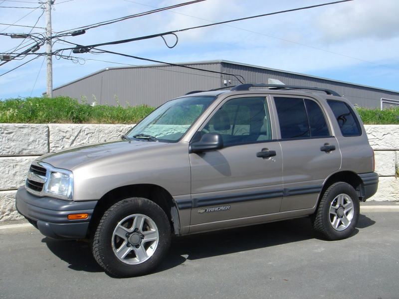 Picture of 2004 Chevrolet Tracker LT 4WD, exterior
