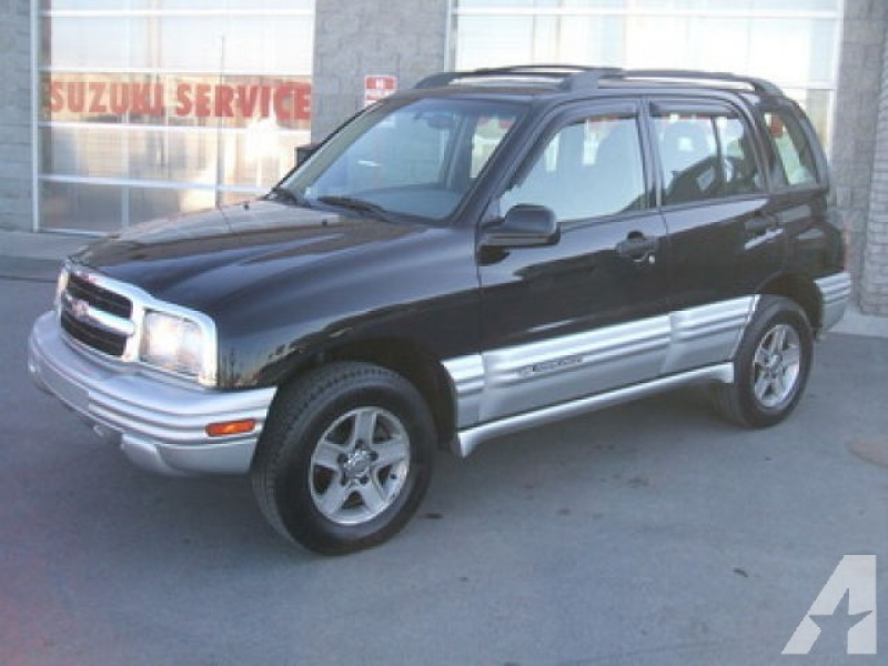 2002 Chevrolet Tracker for sale in Albany, New York