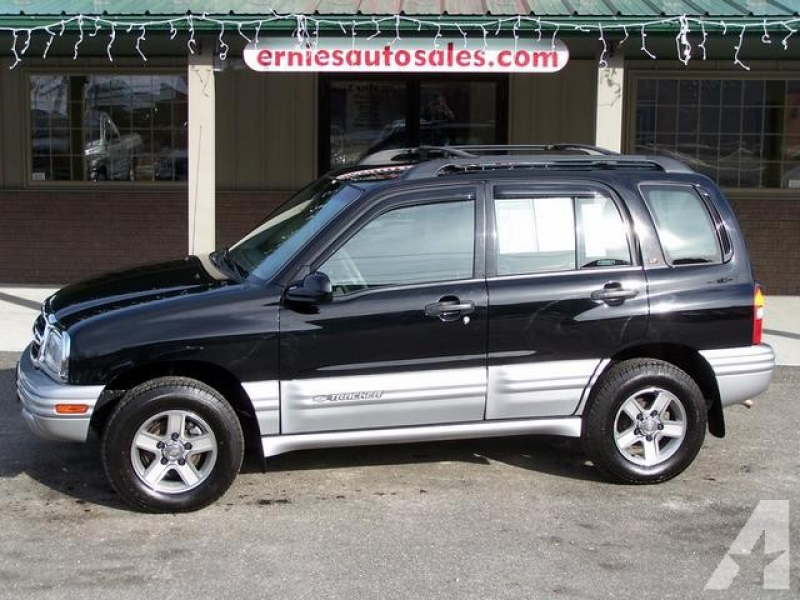 2002 Chevrolet Tracker for sale in Blooming Prairie Minnesota