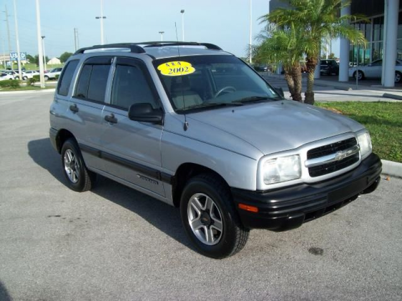 Similar: chevrolet suv winter haven , chevrolet tracker 4x4 2002