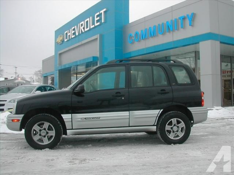 2002 Chevrolet Tracker LT for sale in Meadville, Pennsylvania