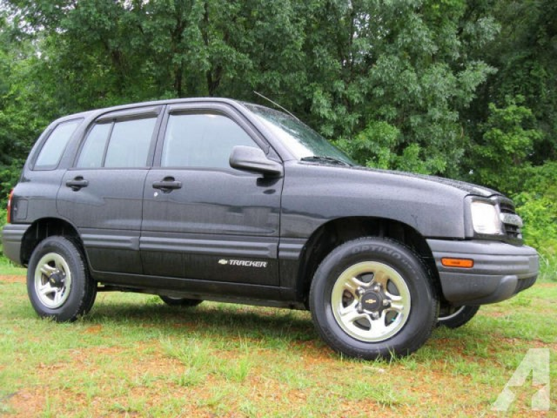2000 Chevrolet Tracker for sale in Savannah, Tennessee