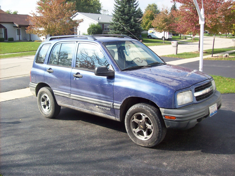 Home / Research / Chevrolet / Tracker / 1999