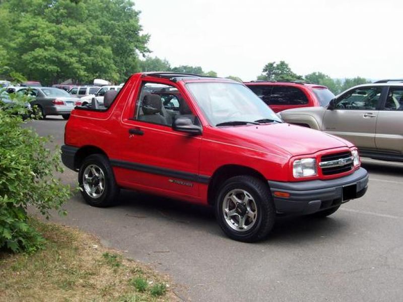 Another TC99tracker 1999 Chevrolet Tracker post...
