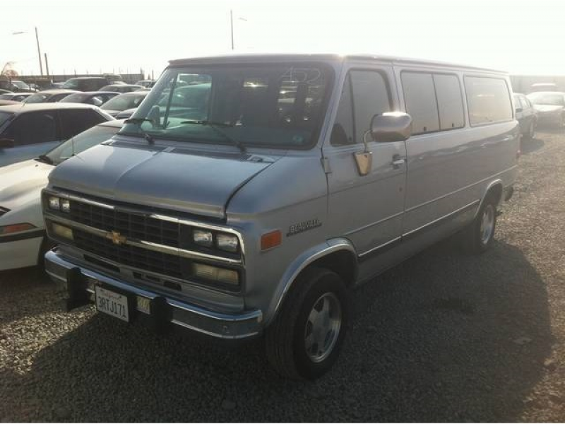 1995 Chevrolet Sportvan G20 Beauville - Photo 1 - San Diego, CA 92154