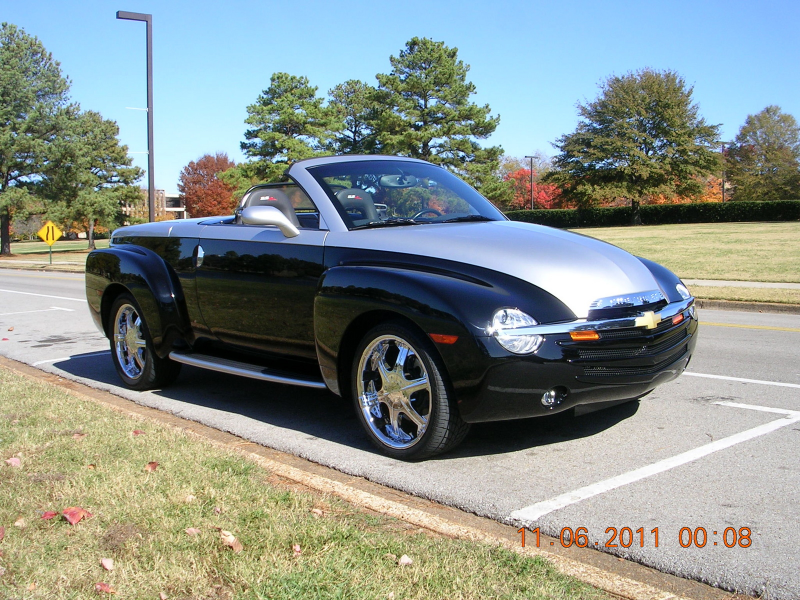 Picture of 2005 Chevrolet SSR 2 Dr LS Convertible Standard Cab SB ...