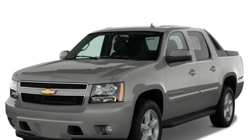 2013 Chevrolet Truck Avalanche