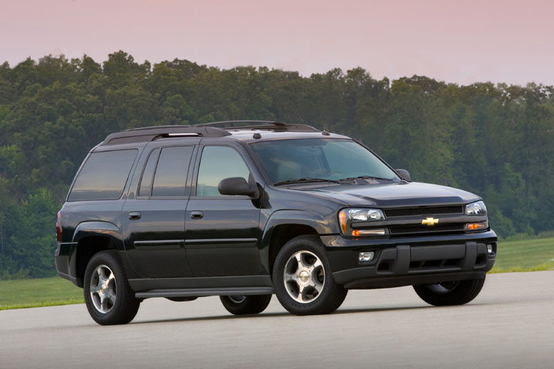 2005 Chevrolet TrailBlazer - Photo Gallery