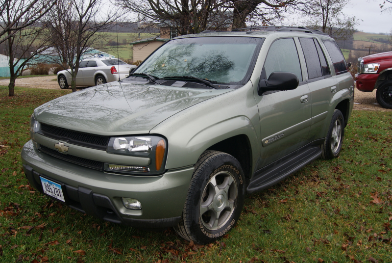 Picture of 2004 Chevrolet TrailBlazer LT 4WD, exterior