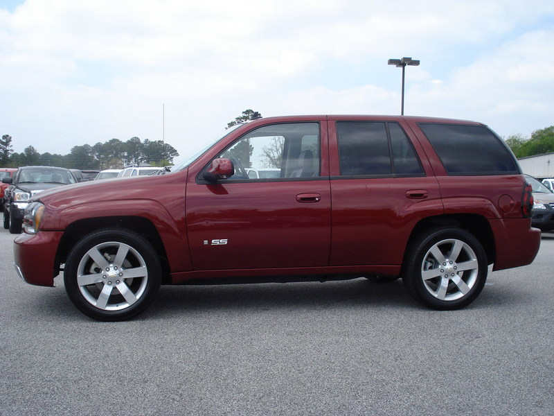 Picture of 2007 Chevrolet TrailBlazer SS3, exterior