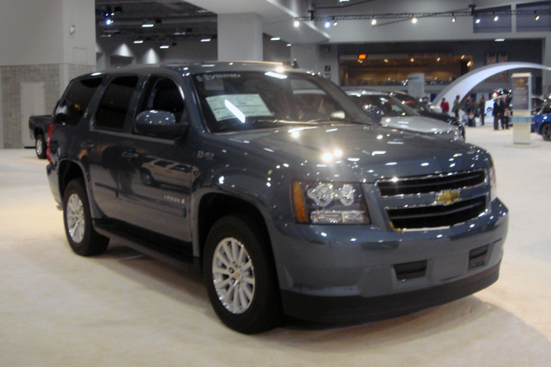 Description Chevy Tahoe Hybrid WAS 2010 8858.JPG