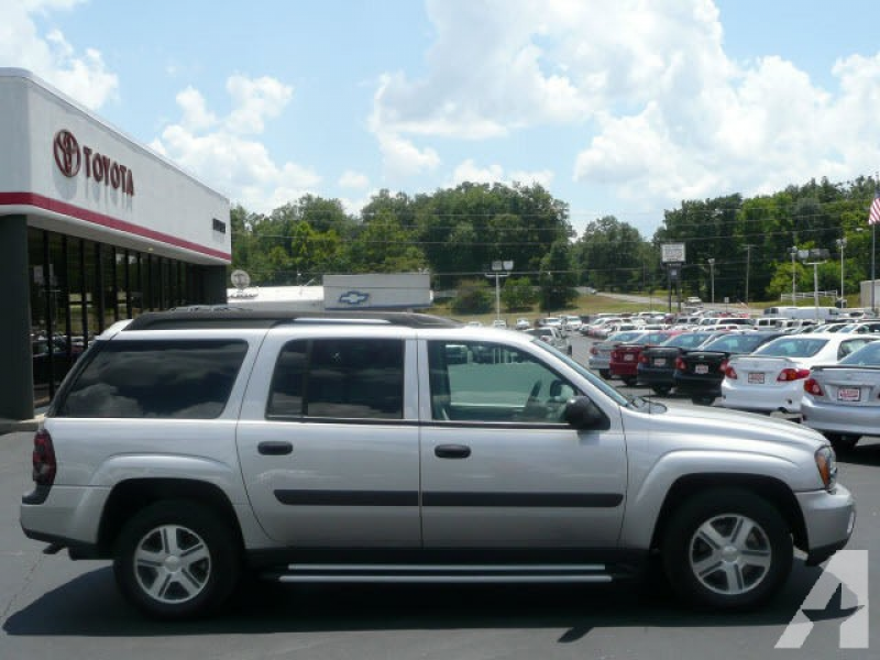 2005 Chevrolet TrailBlazer EXT LS for sale in Murray, Kentucky