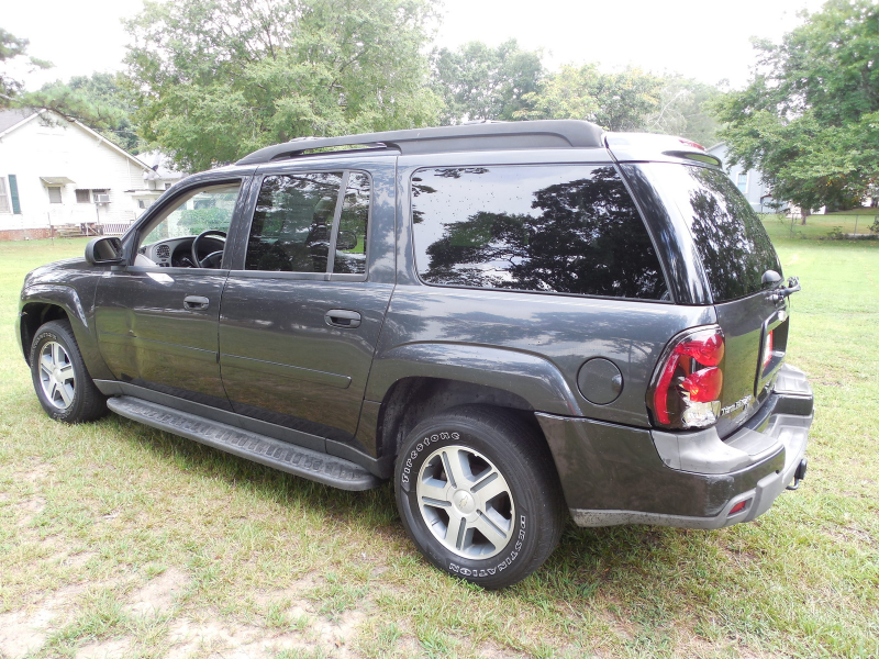 What's your take on the 2006 Chevrolet TrailBlazer EXT?