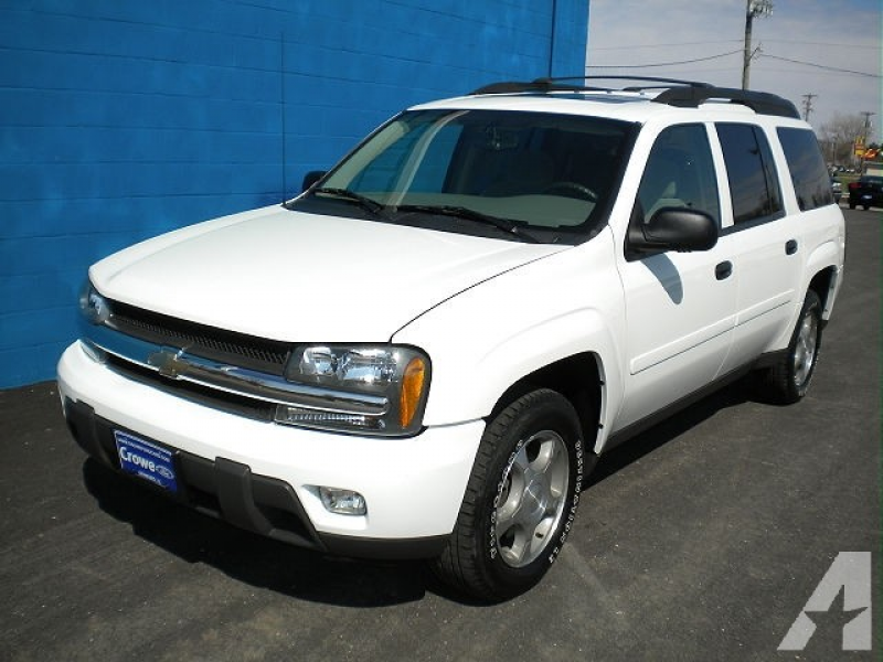 2006 Chevrolet TrailBlazer EXT LS for sale in Geneseo, Illinois