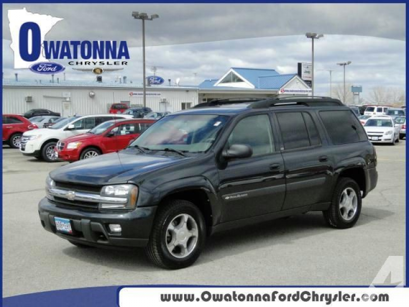 2004 Chevrolet TrailBlazer EXT LS for sale in Owatonna, Minnesota