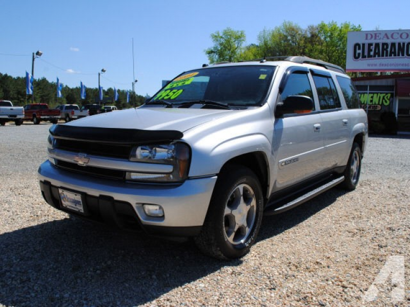 2004 Chevrolet TrailBlazer EXT LT for sale in Princeton, North ...