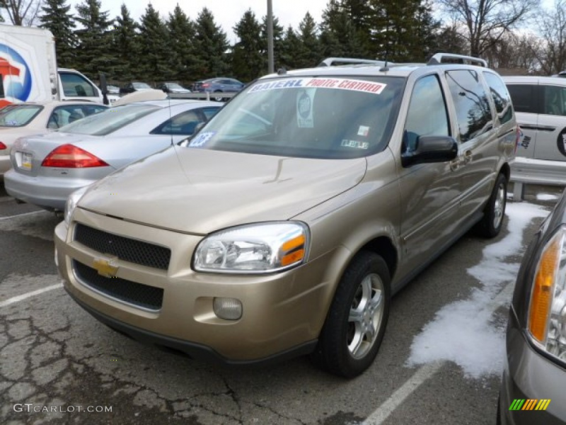 2006 Chevrolet Uplander LT AWD Exterior Photos