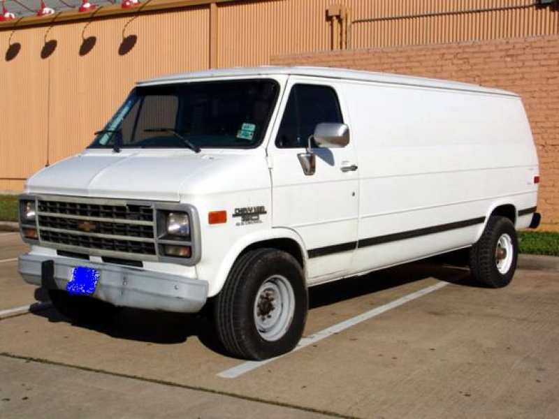 Another dented91turbo 1996 Chevrolet Van post...