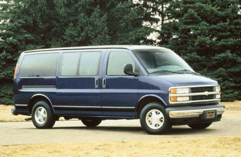 1996 Chevrolet Chevy Van Review Overview
