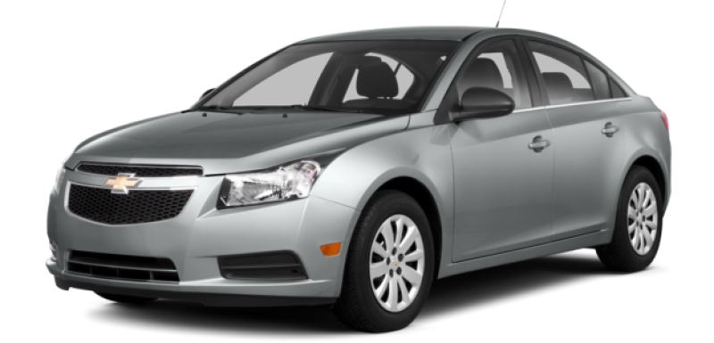 Available in 9 styles: 2013 Chevrolet Cruze 4dr Sedan shown
