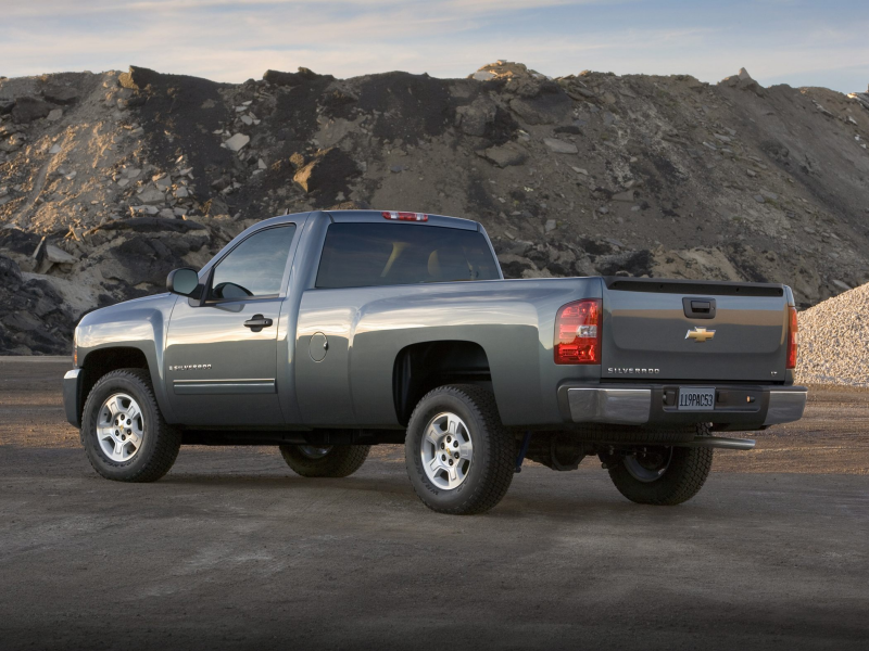2013 Chevrolet Silverado 1500 Regular Cab - FROM $22,595