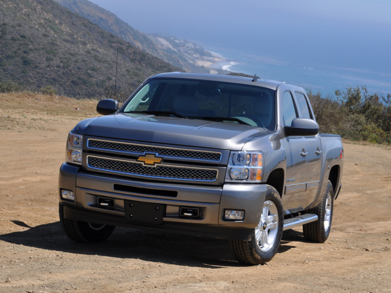 2013 Chevrolet Silverado 1500 Test Drive Review