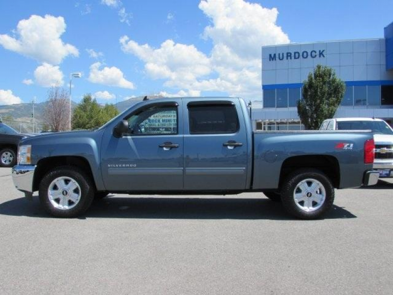 2012 Chevrolet Silverado 1500 - Woods Cross Utah