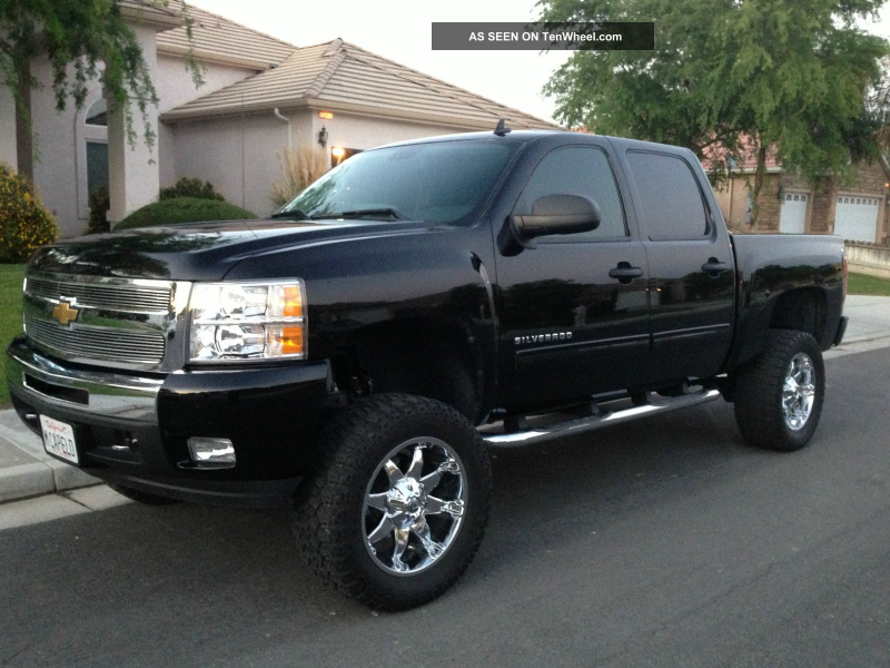 2011 Chevrolet Silverado 1500 Lt Extended Cab Pick - Up 4 Door ...