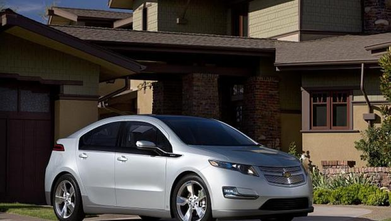 Chevy Volt tops Consumer Reports ratings