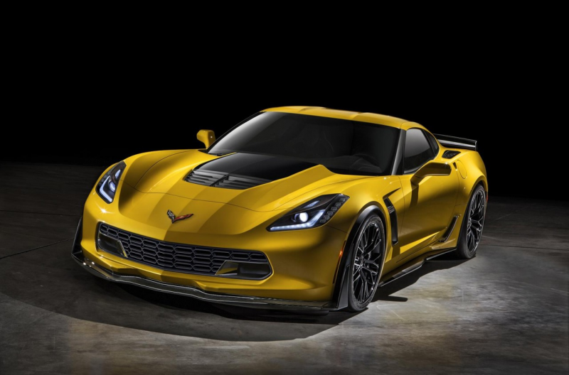 2015 Chevrolet Corvette Z06 Officially Debuts, Will Pack 625 HP