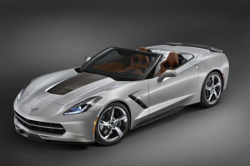 Expect the 2015 Chevy Corvette Stingray Altantic and Pacific design ...