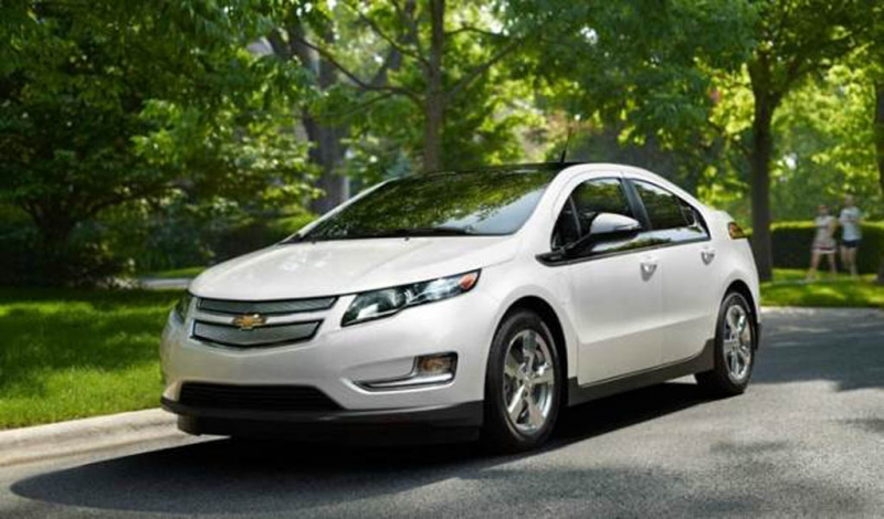 New Chevy Volt 2015 Changes, Release Date and Price
