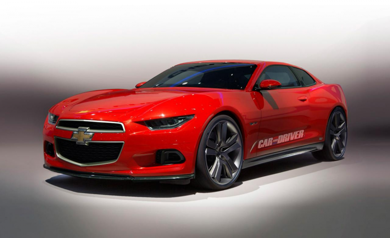 2015 Chevrolet Camaro concept,release and specs