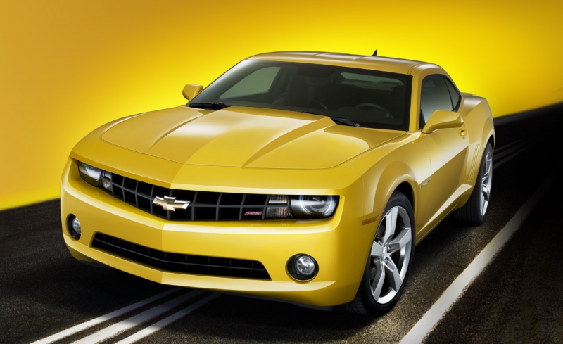 Car Wallpapers : Chevrolet Camaro