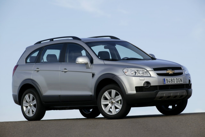 CHEVROLET CAPTIVA SELECCION
