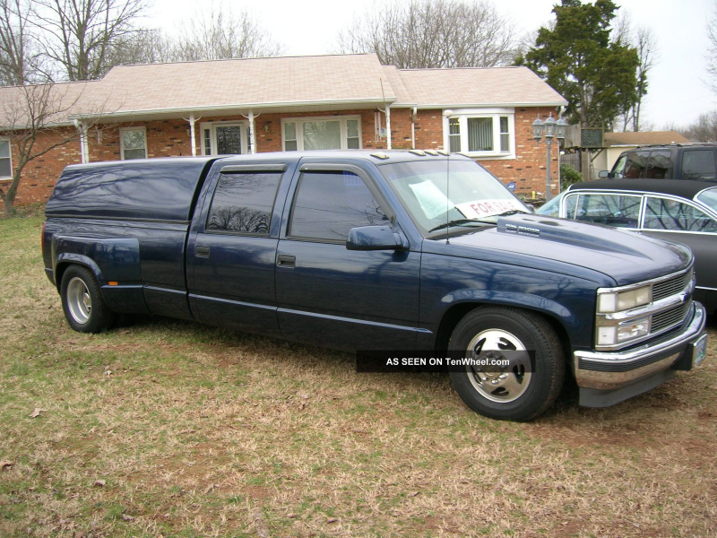 1995 Chevy 3500 Truck C/K Pickup 3500 photo