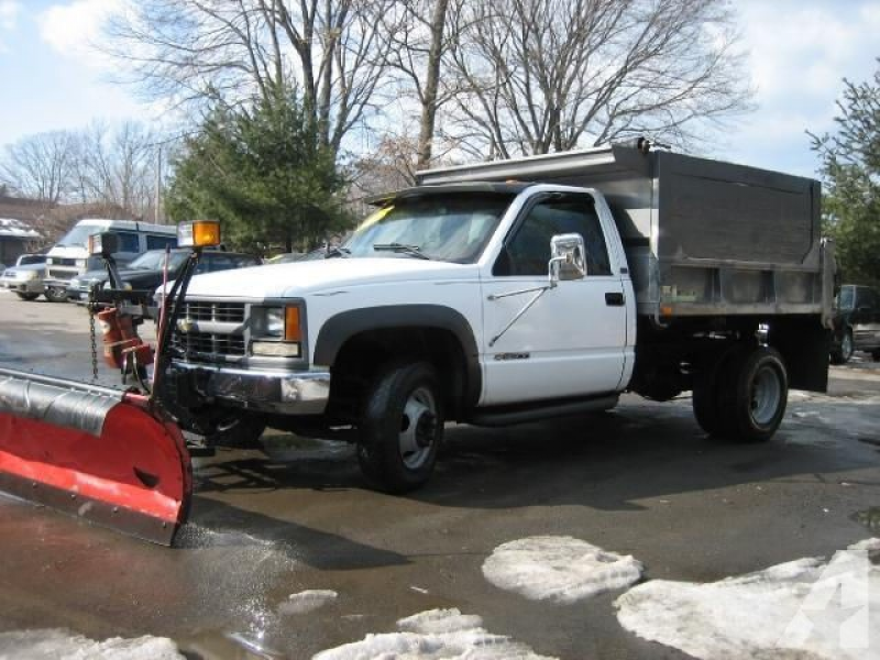 1995 Chevrolet 3500 Cheyenne for Sale in Tillson, New York Classified ...