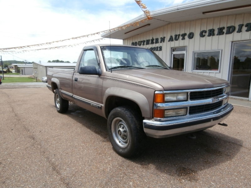 Used 1995 Chevrolet C/k 3500 Series K3500 Silverado