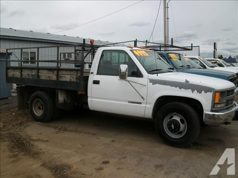 1995 Chevrolet 3500 for sale in Airway Heights, Washington