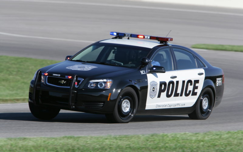 2014 Chevrolet Caprice Police Package