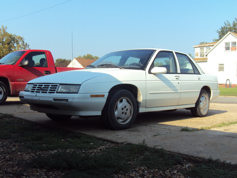 Picture of 1995 Chevrolet Corsica 4 Dr STD Sedan