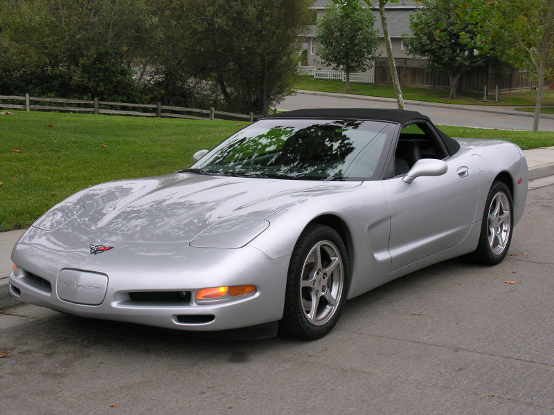 Picture of 2001 Chevrolet Corvette Convertible