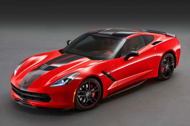 2015 Chevrolet Corvette Stingray Pacific Coupe